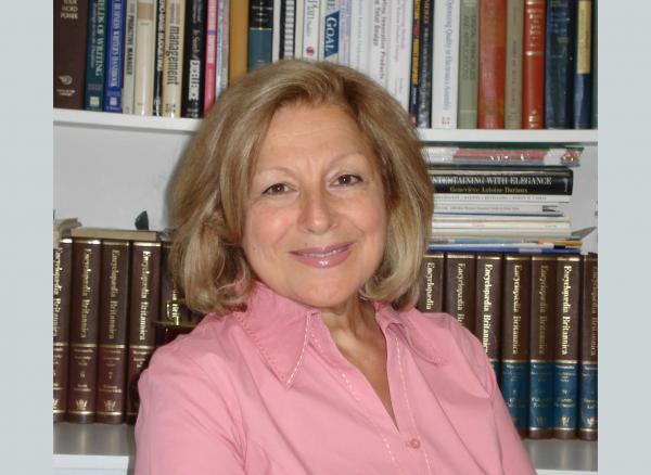 Στην 5η Ανθολογία της ΕΕΛΣΠΗ η Βάνα Κοντομέρκου-Δημητροπούλου, ΗΠΑ