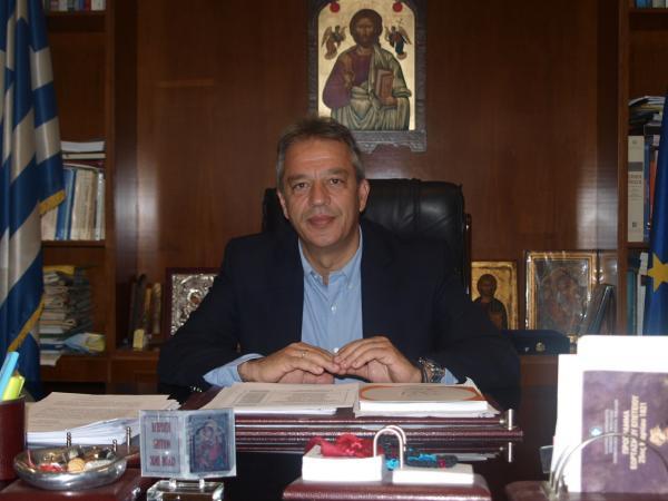Συγχαρητήριο μήνυμα του Αντιπεριφερειάρχη Τρικάλων κ. Χρήστου Μιχαλάκη