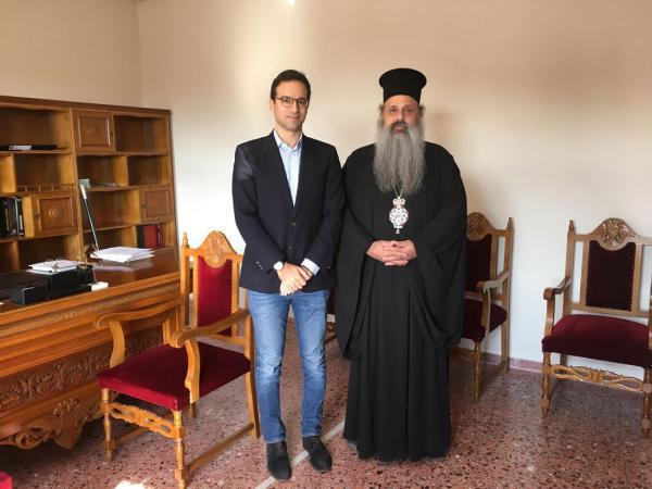 Μικέλης Χατζηγάκης: «Η Ορθοδοξία στηρίζει τον Ελληνισμό»