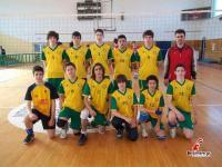Final 4 Παίδων Φθία Λαμίας – Ασκληπιός 3-0