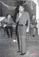 Ο Χρυσόστομος (Χρυσούλης) Ρίζος Φθινόπωρο του 1973 στο