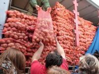 25 επιπλέον τόνοι πατάτας από την Δημοτική Κοινότητα Τρικκαίων
