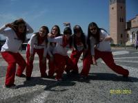 Η Ακαδημία Χορού Τέρψις στον 5ο Διεθνή Διαγωνισμό Salonika Open 2012
