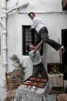 «ΤΟ ΤΑΒΛΙ»  του Δημήτρη Κεχαΐδη στο Δημοτικό Κινηματογράφο στο Μύλου Ματσόπουλου