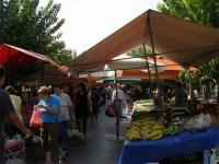 Το Σάββατο η λαϊκή αγορά στα Τρίκαλα
