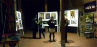 Έληξε η Έκθεση Ζωγραφικής της Μαρίας Ζιάκα