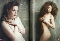 53 διάσημες Ελληνίδες γυμνές για καλό σκοπό