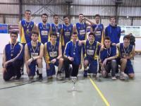 Πρωταθλητής Θεσσαλίας στους Εφήβους η ομάδα μπάσκετ του Αγ. Νέστορα Τρικάλων