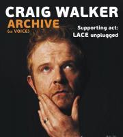 Craig Walker LIVE στα Τρίκαλα σήμερα Πέμπτη