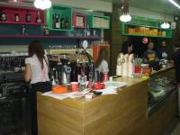 F1 Coffee bar - Creperie στην πλατεία Παλαιού Δεσποτικού