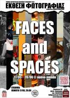Faces and spaces