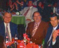 Σωτήρης Χατζηγάκης, Χρήστος Οικονόμου και Θεόδωρος Σκρέκας