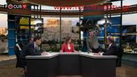 Γης μαδιάμ στην Focus Web Tv από τον Πέτρο Τατσόπουλο με πολλά...γαλλικά.