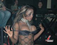 Mάϊος του 2006 - To show της Latoya στο Caramella