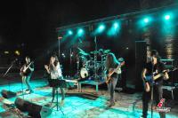 Η συναυλία των Rock & Lace στο Cine Cafe του Μύλου Ματσόπουλου