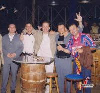 Ιούνιος 2000.  Άνοδος του ΑΟ.ΤΡΙΚΑΛΑ στην Α΄ Εθνική.