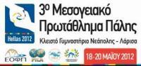 Το Μεσογειακό Πρωτάθλημα Πάλης Ανδρών και Γυναικών