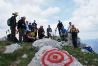 Με τον ΣΠΟΡΤ στην κορυφή του Χατζή.
