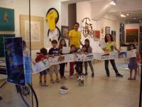 Εργαστήρι Τέχνης για παιδιά Δημοτικού με θέμα το ποδηλάτο στο Εικαστικό Κέντρο