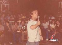 Ο Τάκης Χαλάς ο διάσημος νάνος σε show στην disco