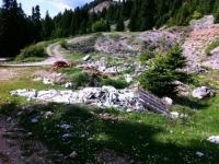 Ασπροπόταμος - Εκατοντάδες οι ανεξέλεγκτοι σκουπιδότοποι