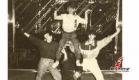 Break dance show την πίστα της disco