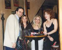Τρίκαλα  1999  - Ο Αντώνης Σαμαράς στο
