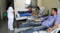 Εθελοντική αιμοδοσία από την Εύξεινο Λέσχη Τρικάλων
