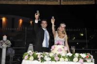 Ο γάμος του Στέφανου και της Βανέσσας στο