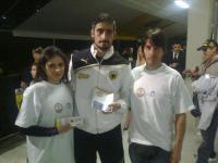 Οι παίκτες της ΑΕΚ στηρίζουν τον Στέλιο Βάσκο!