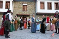 Η Εύξεινος Λέσχη Τρικάλων στο Βαρούσι με ποντιακό γάμο
