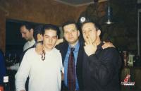 Νότης Αθανασίου, Τάσος Ντούμας και Στέφανος Μοτίτσιος.