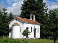 Πανηγυρίζει το εκκλησάκι του ΕΜΟΤ στα Περτουλιώτικα λιβάδια