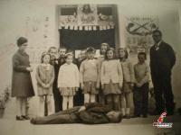 Η Ιστορία του δημοτικού σχολείου Φανερωμένης ( Κουρμπαλί) Τρικάλων