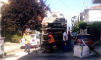 «Καθαρίζουμε τη γειτονιά σας» και... το διαφημίζουμε από τον Δήμο Τρικκαίων