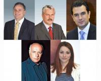 Τρικαλινοί βουλευτές 2012