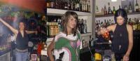 Barwomen's επι το έργον στα Τρίκαλα έτος 2005...