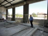 Στην Πύλη για έργα στα σχολεία Χρήστος Μιχαλάκης