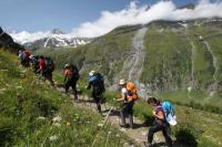 Ο Ορειβατικός Όμιλος Πύλης στις Ελβετικές Άλπεις…