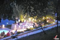 Eterna Vivo @ Pool Bar 'Καρπούζα' - Αρχοντικό Χατζηγάκη - Περτούλι