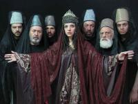 «Πέρσες» του Αισχύλου από το θέατρο Αιχμή στο Υπαίθριο Δημοτικό Θέατρο Τρικάλων (Φρούριο)