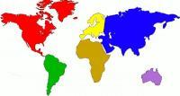 Πώς πήραν το όνομά τους οι ήπειροι