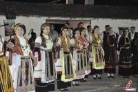 Πολιτιστικά δρώμενα και χορός από τους καραγκούνηδες στο Δροσερό Τρικάλων