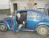O πρόεδρος της Ουραγουάης, Χοσέ Μουχίκα