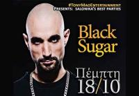 Baccarat press Black Sugar ft. Taraxias