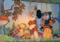 Παράσταση με έργα Καραγκιόζη - Δημοτικό Κουκλοθέατρο – Δημοτικό Θέατρο Σκιών