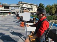 """Εκθεση ζωγραφικής με θέμα """"zωγραφιΖΩ στην πόλη"""" στο Εικαστικό Κέντρο"""