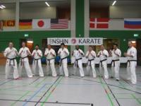 Η Τρικαλινή ομάδα του Αλέκου Μουτσίκα στο ENSHIN KARATE 2012 στη Γερμανία