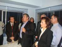 Με τον πρόεδρο των Ανεξαρτήτων Ελλήνων Πάνο Καμμένο συναντήθηκε  στο Βόλο ο πολιτευτής Τρικάλων του κόμματος Θανάσης Βλάχος