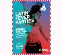 Latin fever party @ Public bar club